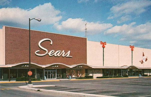 Sears in the 1960's