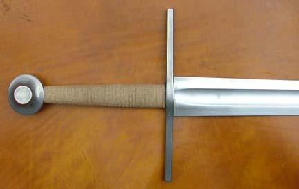 The Epee de Guerre Practice War Sword