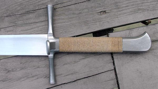 The Marxbruder Grossemesser/Messer Practice Sword